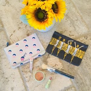 Ipsy bags & 4 new samples